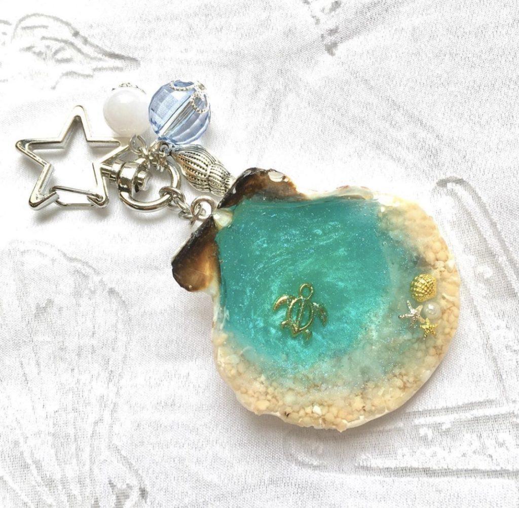 作り方 レジン 海 海塗りデザインのレジン作品6選|きれいな水面模様の作り方のコツも
